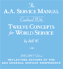 Image of A.A. Service Manual and Twelve Concepts for World Service